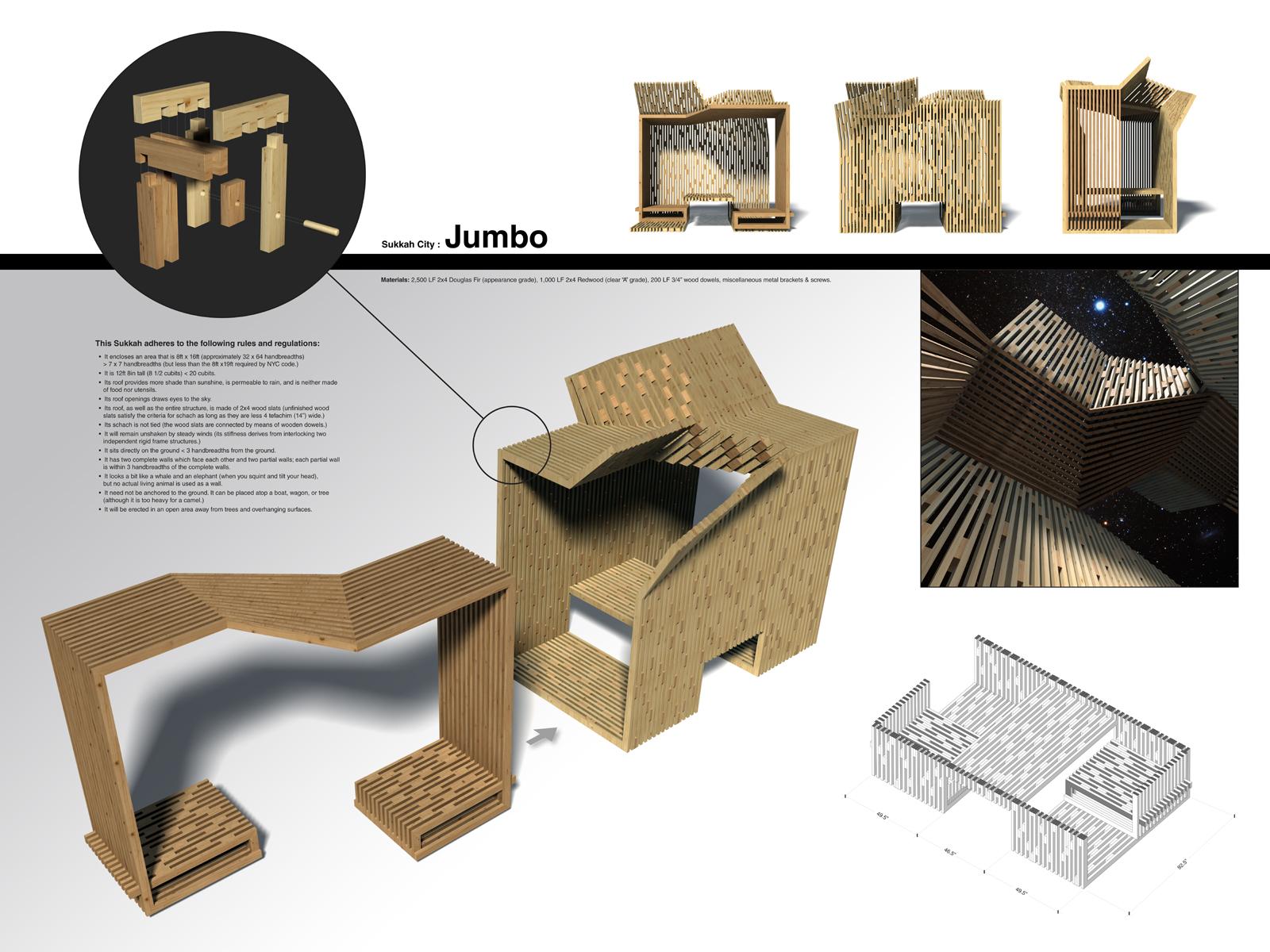 Sukkah City: Jumbo