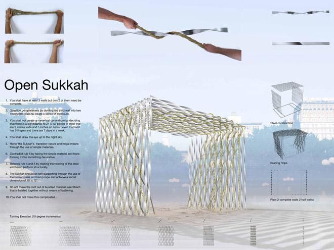 Open Sukkah