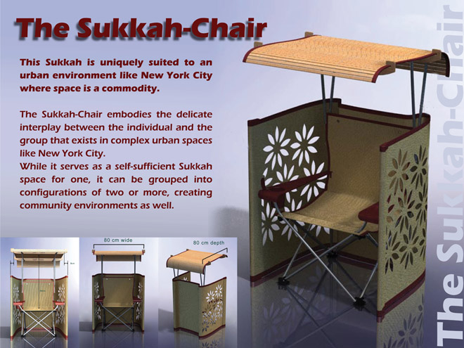 The Sukkah-Chair