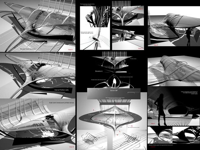 Fractal Geometry Sukkah